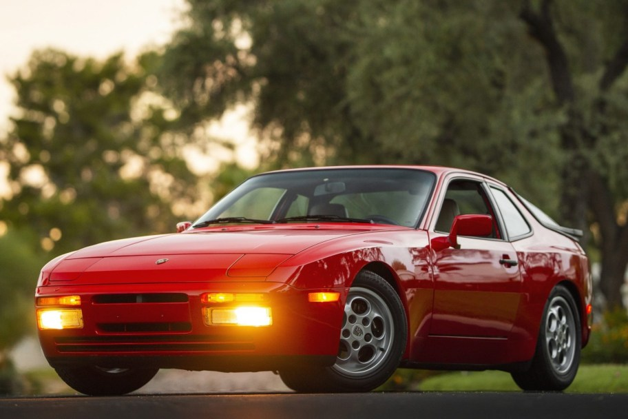 36k-Mile 1987 Porsche 944 Turbo 5-Speed