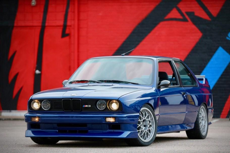 S54-Powered 1988 BMW M3