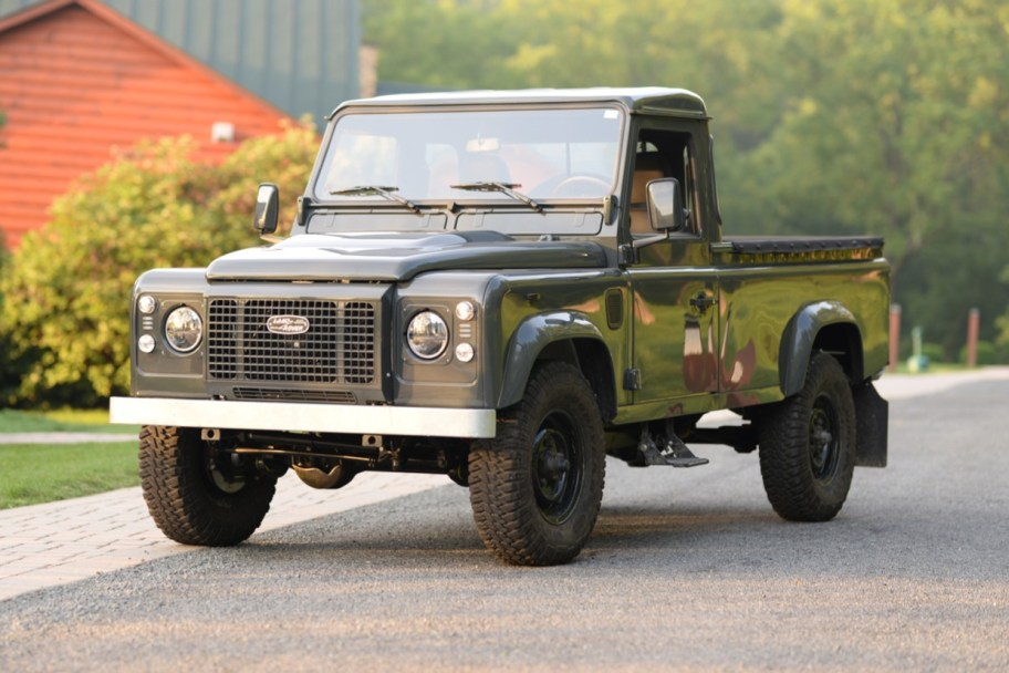 1991 Land Rover Defender 110 Pickup 200Tdi 5-Speed