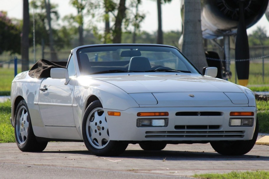 1991 Porsche 944 S2 Cabriolet 5-Speed