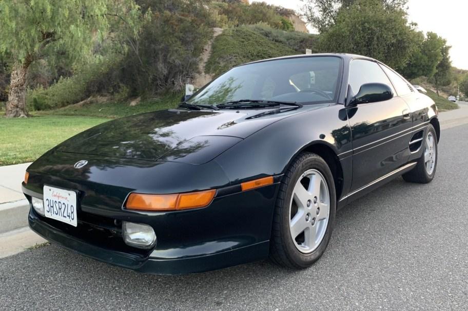 No Reserve: 1994 Toyota MR2 5-Speed