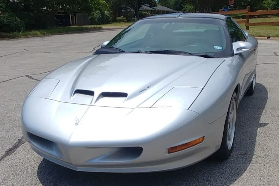 37k-Mile 1996 Pontiac Firebird Formula WS6 6-Speed