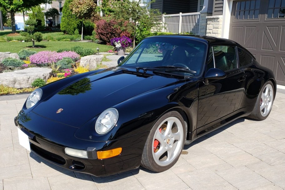 Supercharged 1996 Porsche 911 Carrera 4S