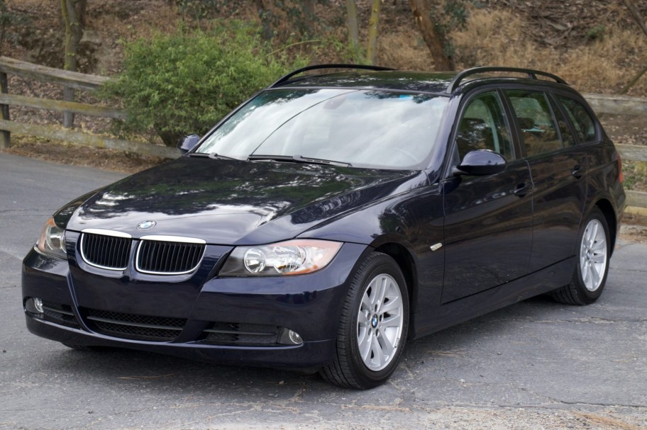 No Reserve: 2007 BMW 328i Sports Wagon 6-Speed