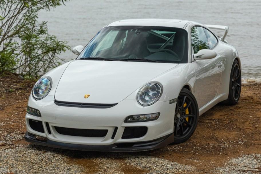 Shark Werks 3.9L-Powered 2007 Porsche 911 GT3 6-Speed