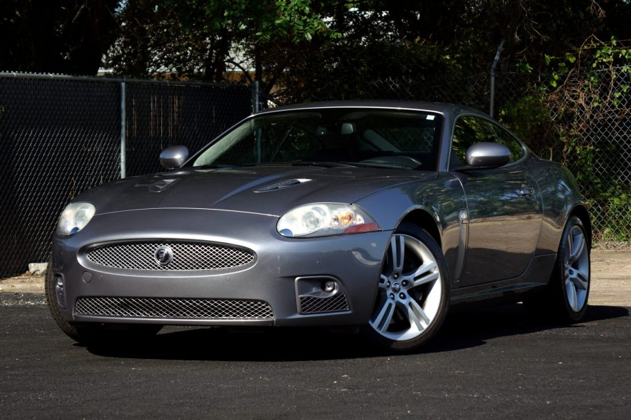 No Reserve: 2009 Jaguar XKR