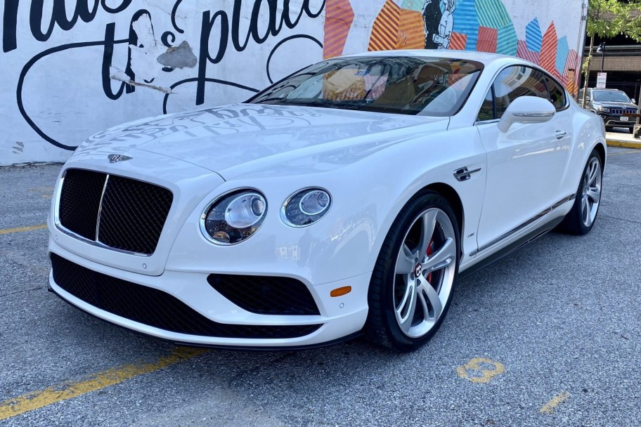 2016 Bentley Continental GT V8-S