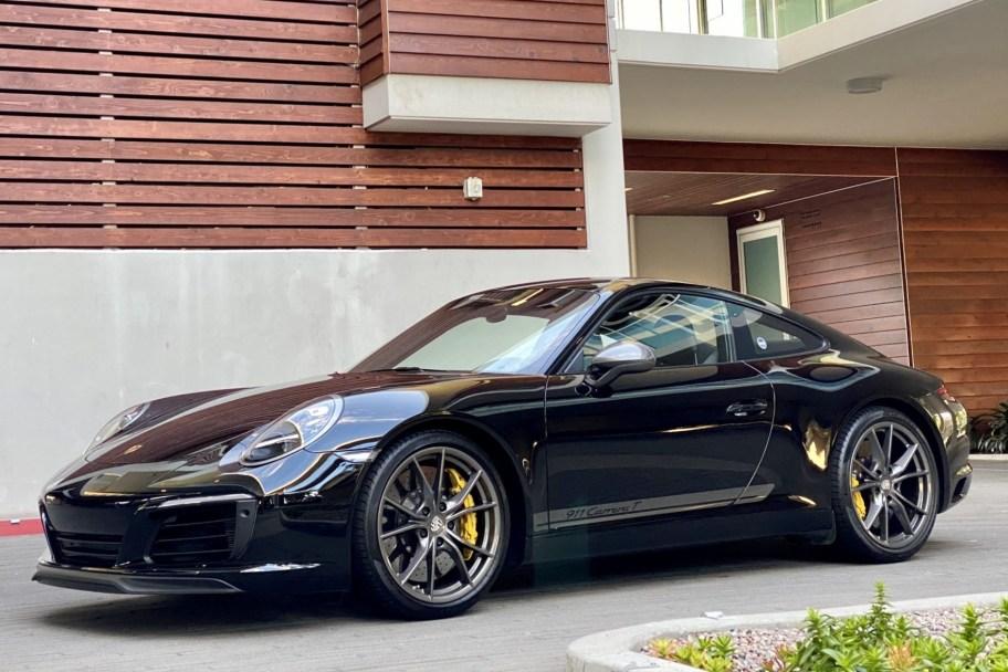 2019 Porsche 911 Carrera T 7-Speed