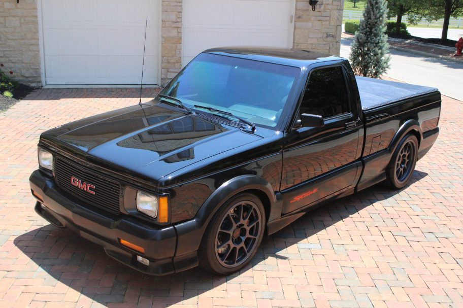 No Reserve: Modified 1991 GMC Syclone