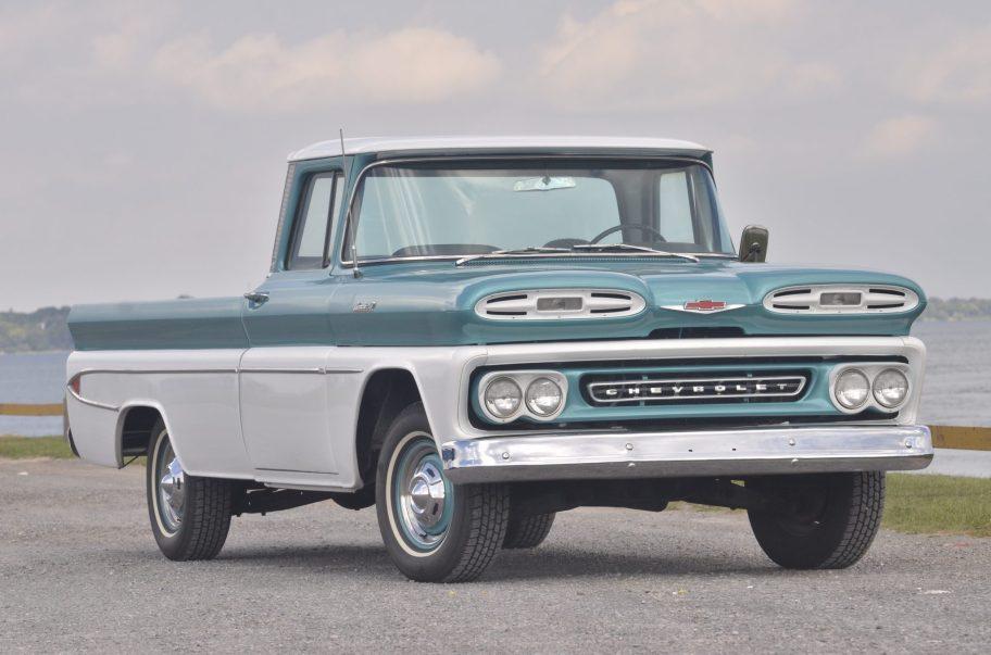 1960 Chevrolet Apache 10 Custom