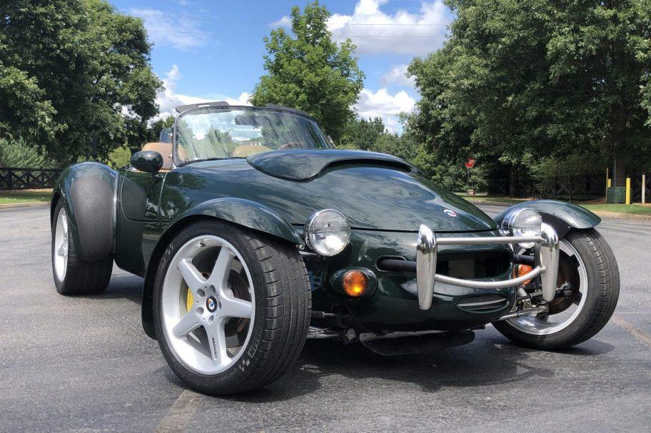 11k-Mile 1998 Panoz AIV Roadster