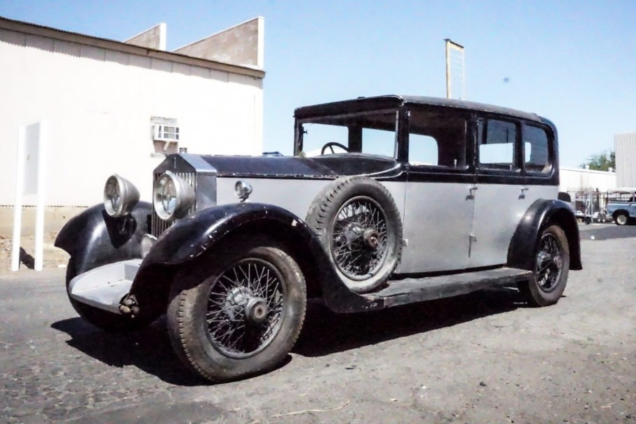No Reserve: 1929 Rolls-Royce Twenty Project