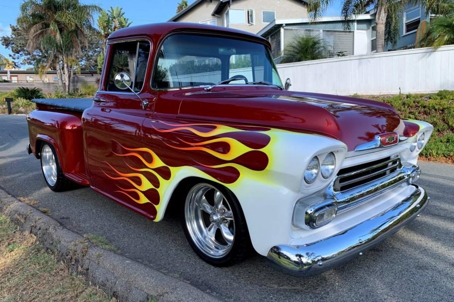 Modified 1958 Chevrolet Apache