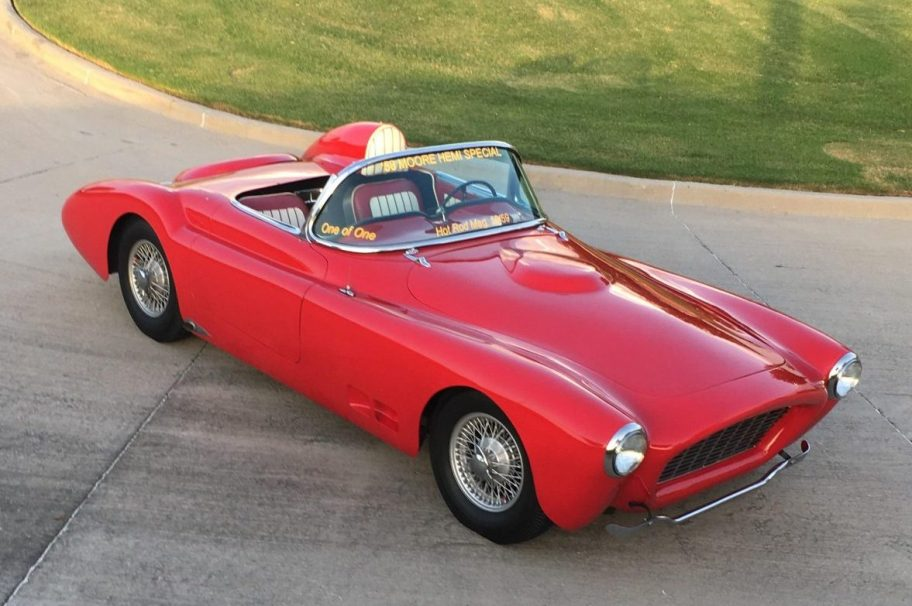 1958 Moore Hemi Special Roadster