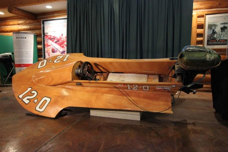 No Reserve: 1960s Dawecraft 10' Racing Hydroplane