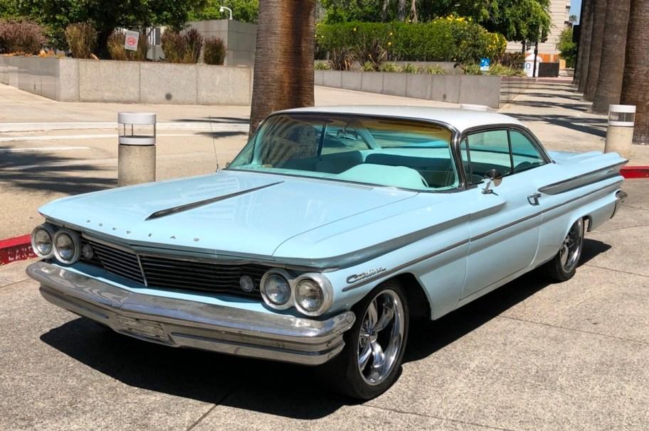 Turbo LS–Powered 1960 Pontiac Catalina Coupe