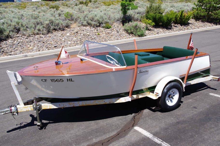 No Reserve: 1961 Besotes Tahoe 16