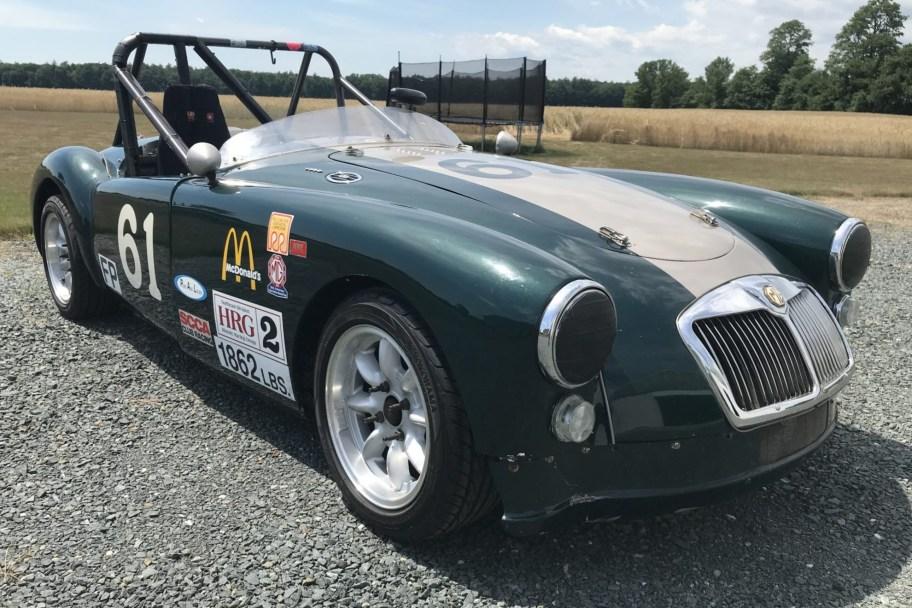 1961 MG MGA Race Car