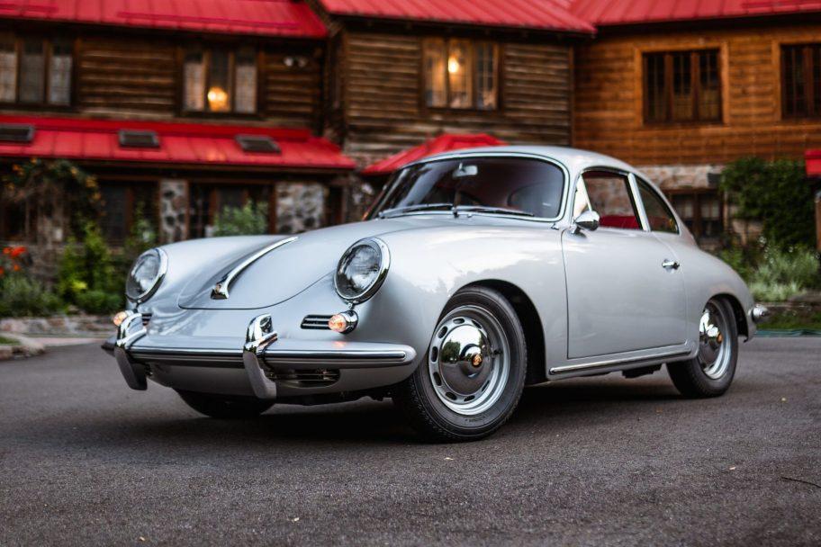 1963 Porsche 356B 1600S