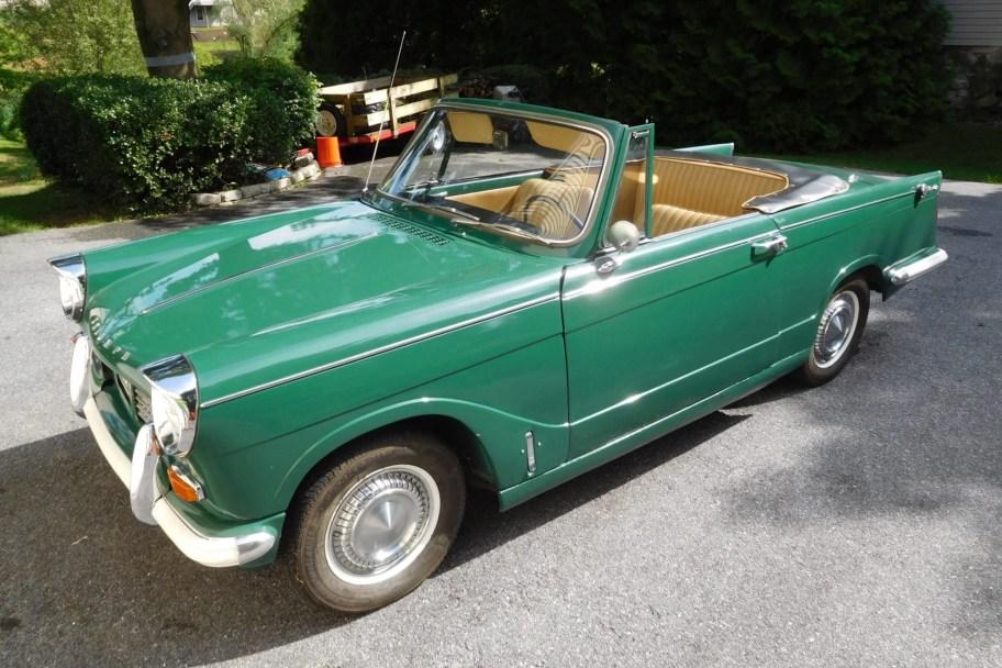1963 Triumph Herald 1200 Convertible