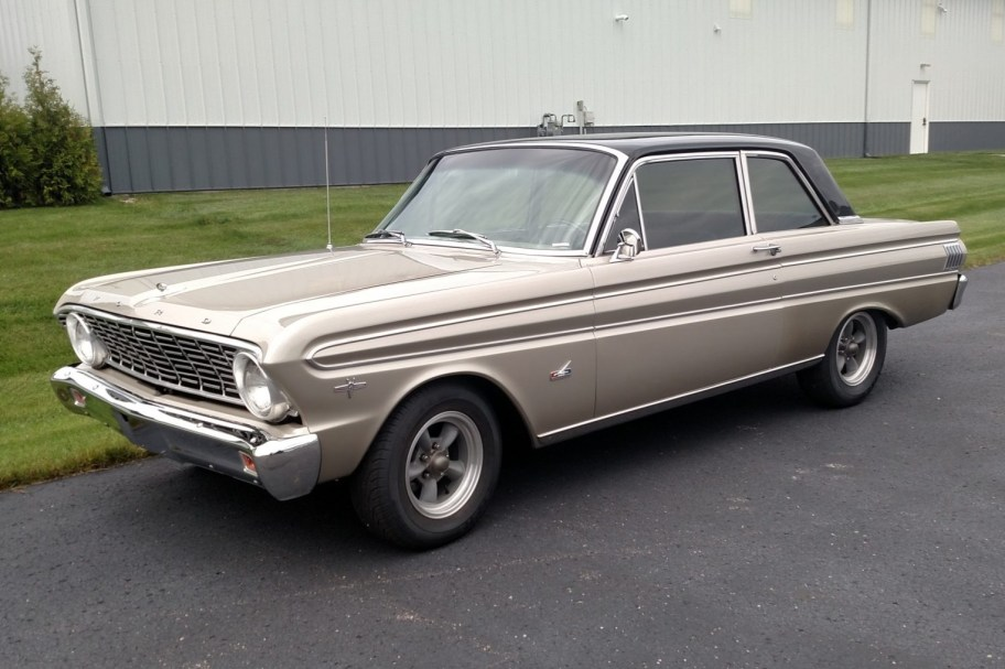 302-Powered 1964 Ford Falcon Futura 5-Speed