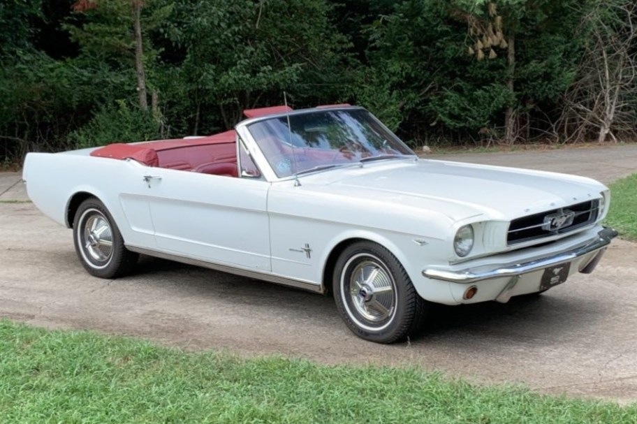 1964 1/2 Ford Mustang Convertible