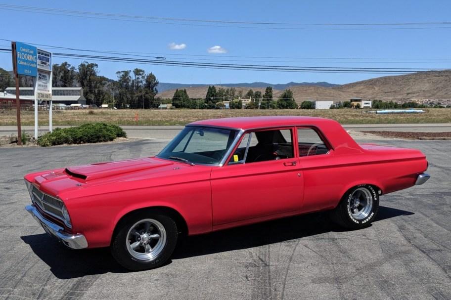 Hemi-Powered 1965 Plymouth Belvedere Super Stock Tribute