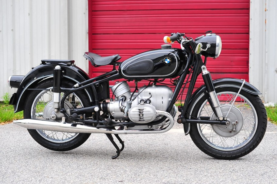 No Reserve: 1967 BMW R60/2
