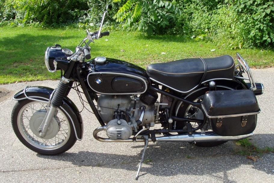 1968 BMW R50/2
