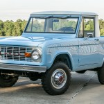 1969 Ford Bronco Half Cab Pickup For Sale On Bat Auctions Closed On August 7 2020 Lot 34 885 Bring A Trailer