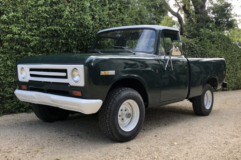 1969 International Harvester 1100D 4x4
