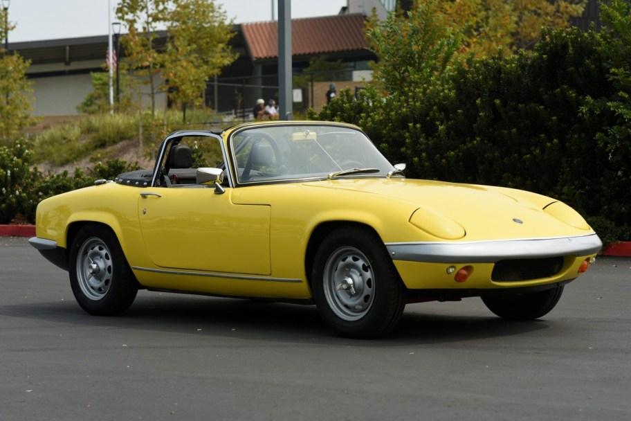 1969 Lotus Elan S4