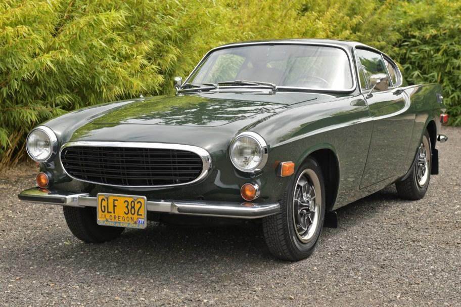 No Reserve: 1970 Volvo 1800E