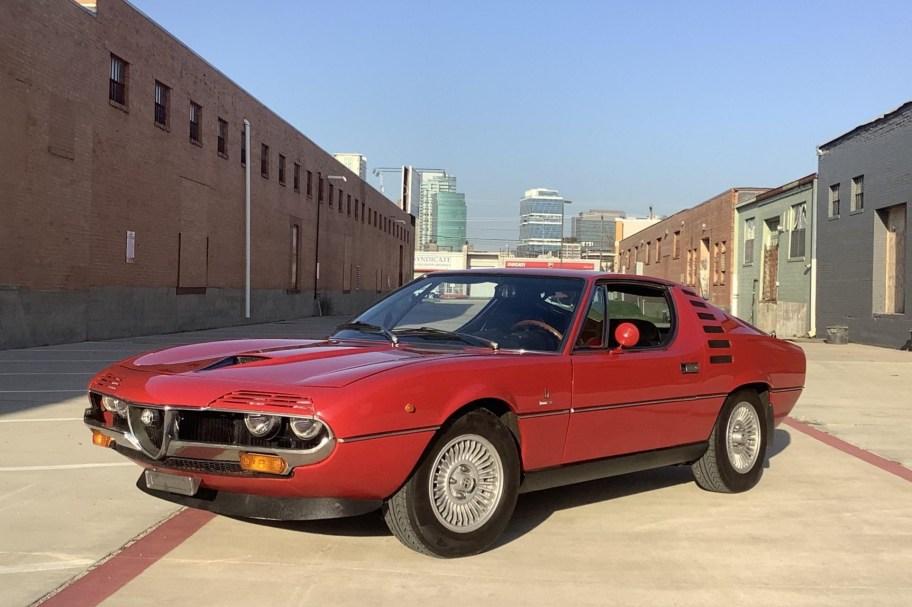 1971 Alfa Romeo Montreal