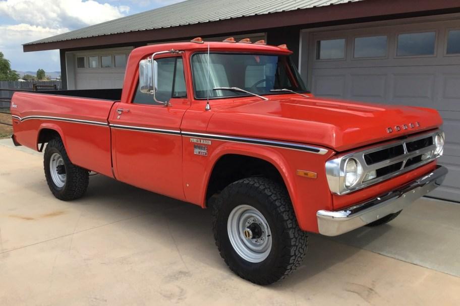 8k-Mile 1971 Dodge Power Wagon