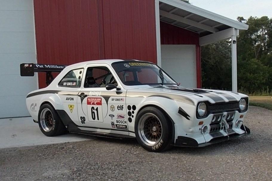 Ford Escort Mk1-Style Race Car