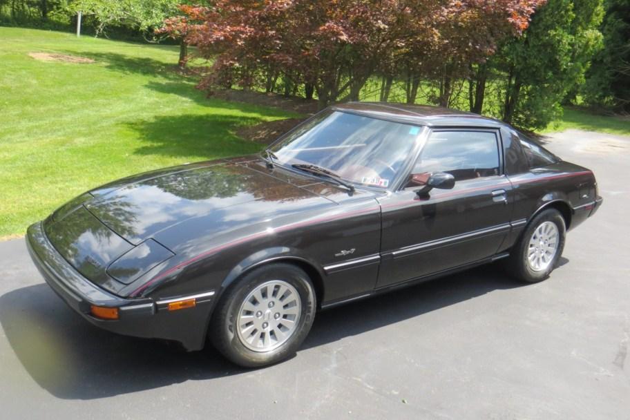 41k-Mile 1984 Mazda RX-7 GSL-SE