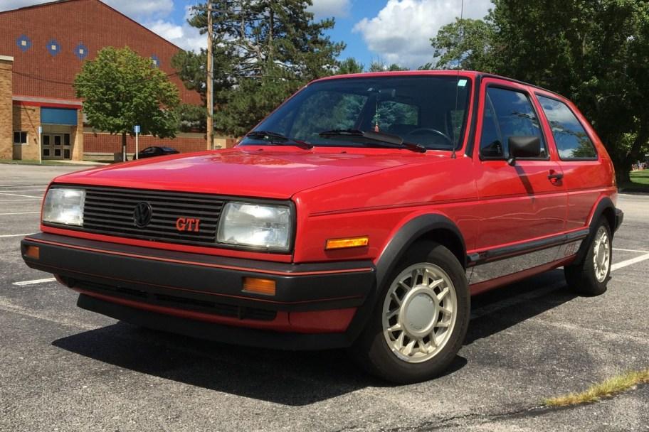 20-Years-Owned 1986 Volkswagen Golf GTI