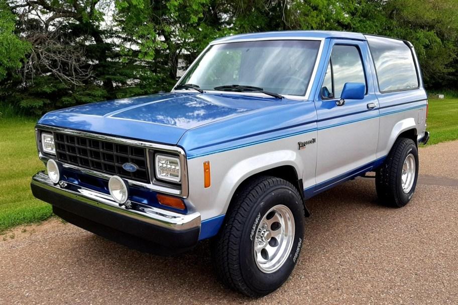 1988 Ford Bronco II XL