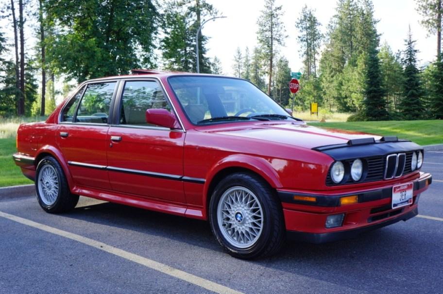 1989 BMW 325ix Sedan 5-Speed