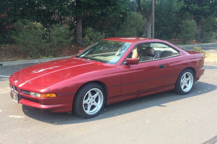 21-Years-Owned 1991 BMW 850i 6-Speed