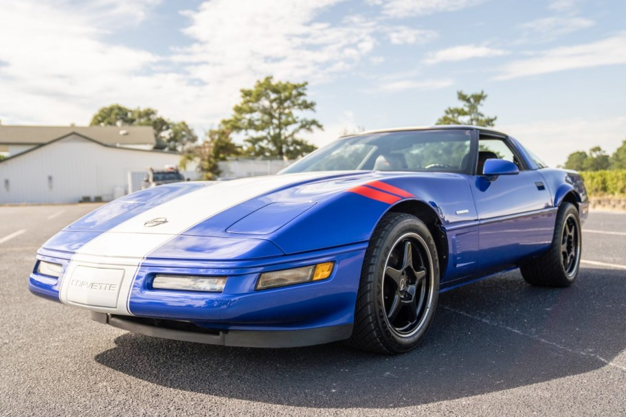700-Mile 1996 Chevrolet Corvette Grand Sport Coupe 6-Speed