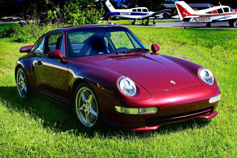 47k-Mile 1997 Porsche 911 Carrera Coupe 6-Speed