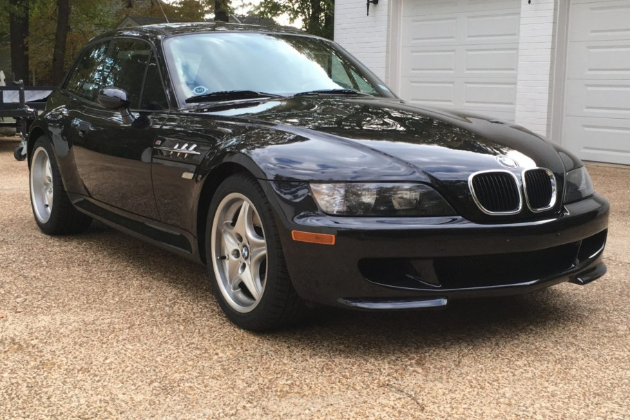 41k-Mile 1999 BMW M Coupe