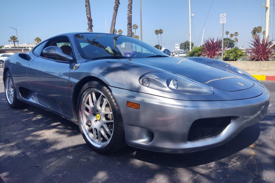 17k-Mile 2000 Ferrari 360 Modena Sunroof Coupe