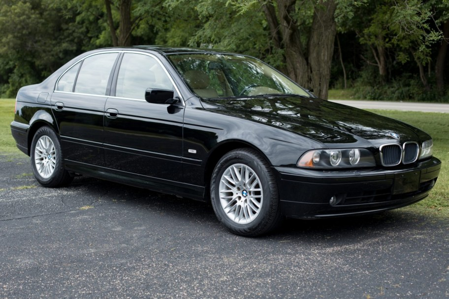 No Reserve: 2001 BMW 525i 5-Speed