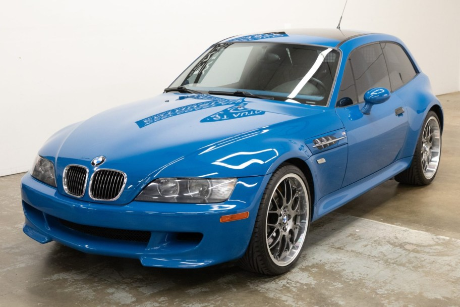 33k-Mile 2002 BMW M Coupe S54