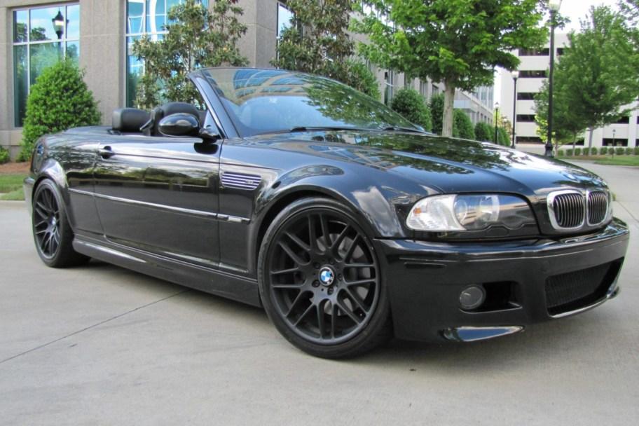 No Reserve: 2006 BMW M3 Dinan S2 Convertible 6-Speed