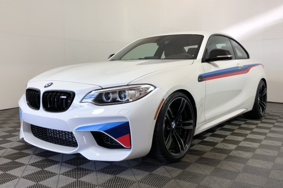 3,600-Mile 2017 BMW M2 Performance Edition