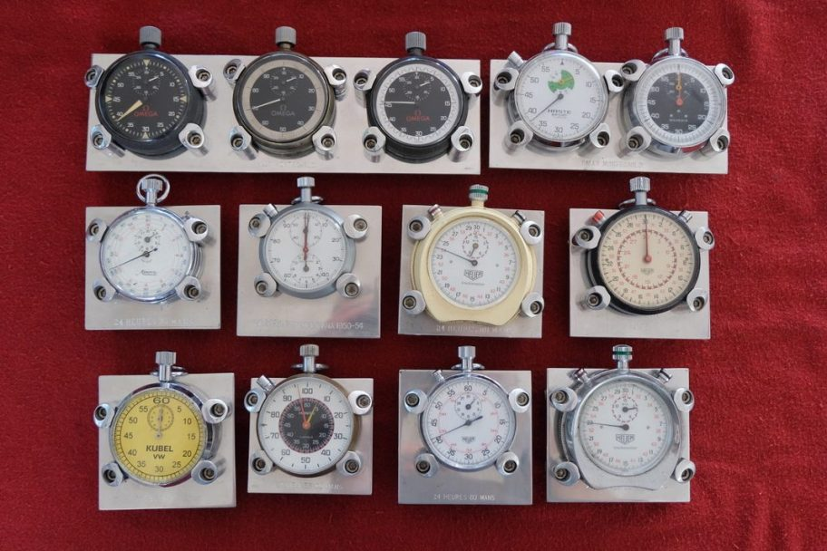 No Reserve: Collection of Chronometers